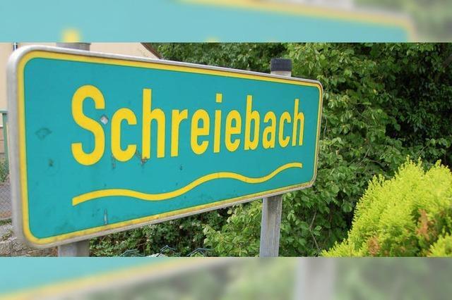 Neustart am Schreiebach
