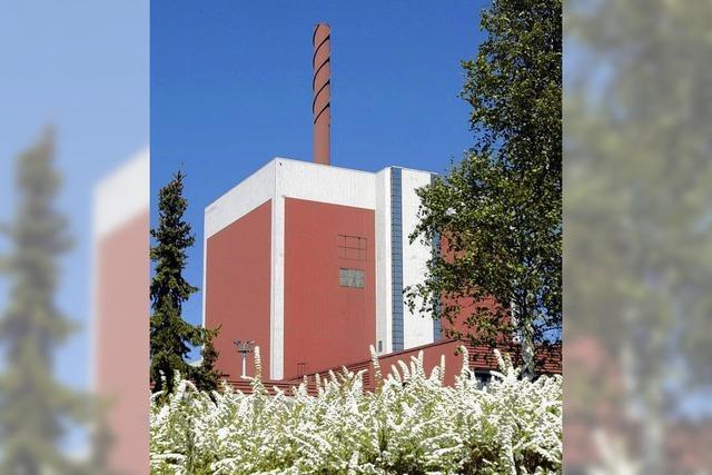 In Eurajoki entstehen ein Atomreaktor und ein Endlager