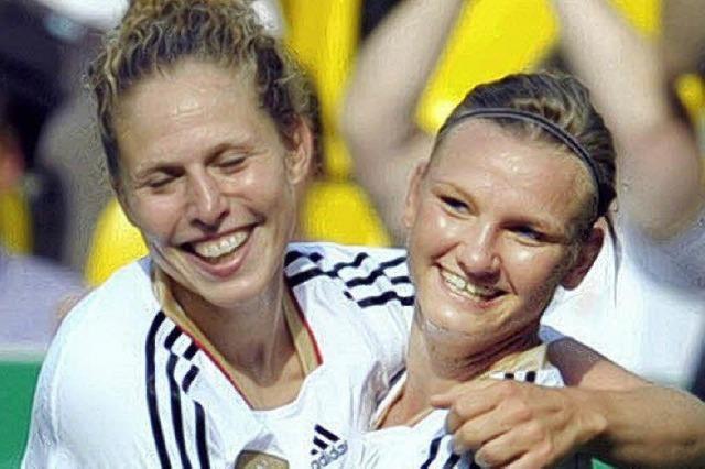 Deutsche Frauen auf WM-Kurs