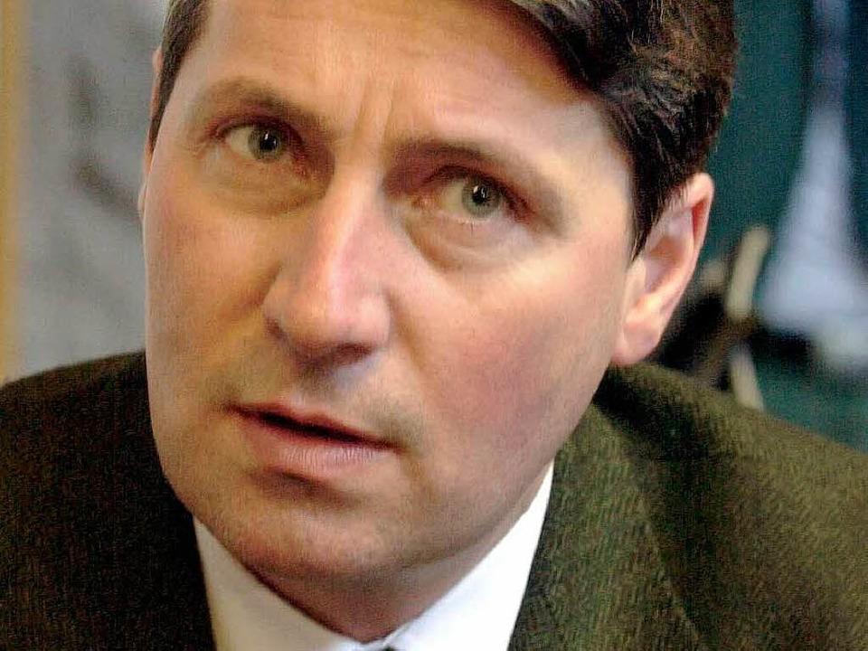 Hans-Peter Friedl streitet weiter vor Gericht  | Foto: dpa