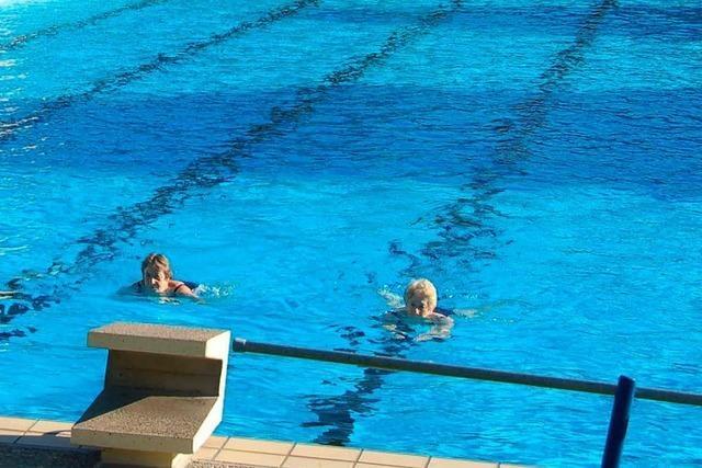 CDU-Resolution zur Schwimmbadfrage