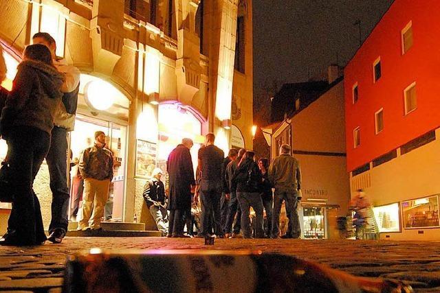 Alkoholverbot reloaded? Stadt Freiburg wartet ab, was aus Stuttgart kommt