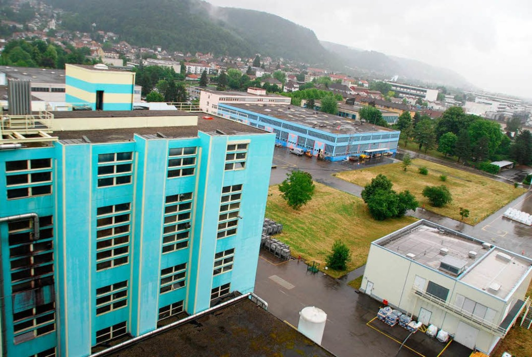 Platz genug: Die BASF benötigt künftig...gt auch dann noch über Reserveflächen.  | Foto: Ralf Staub
