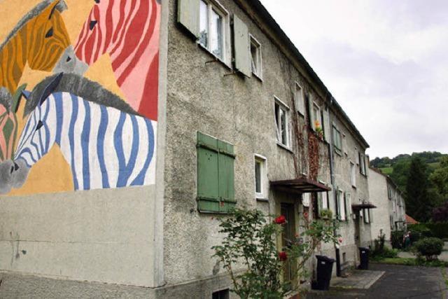 Neues Quartier Dammstraße