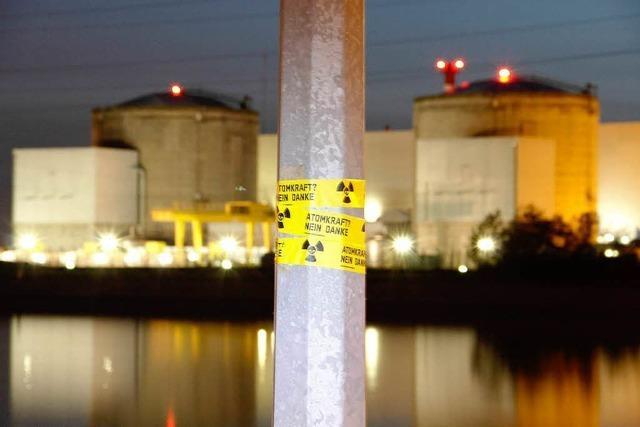 Frankreich: Atomaufsicht zufrieden mit Fessenheim