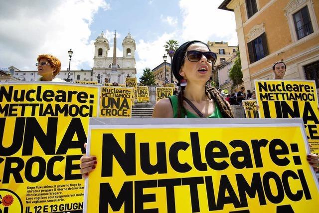 Zurück zur Atomkraft?