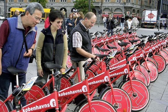 Kopenhagens Fahrradbeauftragte