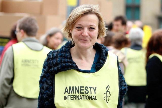 Amnesty-Chefin: Rauswurf im Mutterschutz
