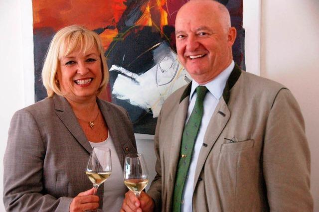 Bezirkskellerei wieder bei Weinwerbung