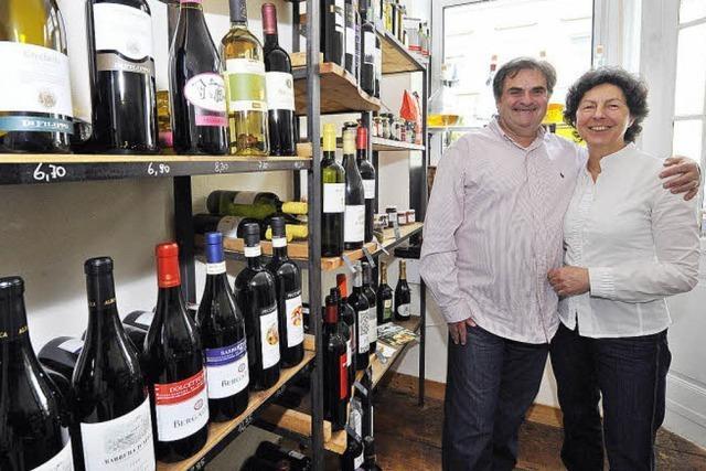 Überzeugungstäter in Sachen Wein