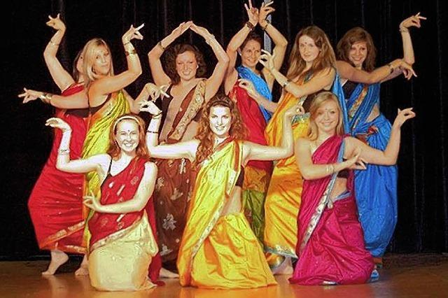 Tolle Show der Tanz AG
