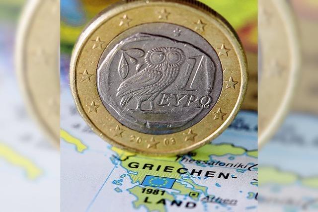 Griechenland hat an den Finanzmärkten keine Chance