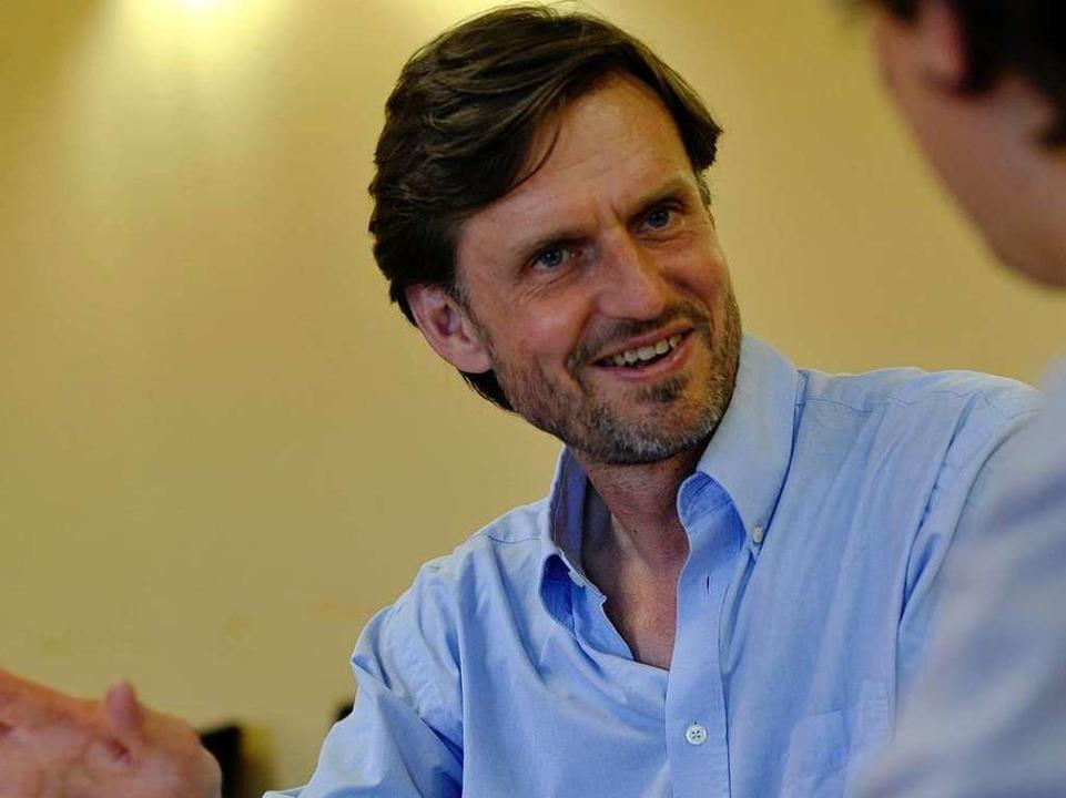 Josef Mackert, Chefdramaturg des Freiburger Theaters  | Foto: korbel.pictures@web.de
