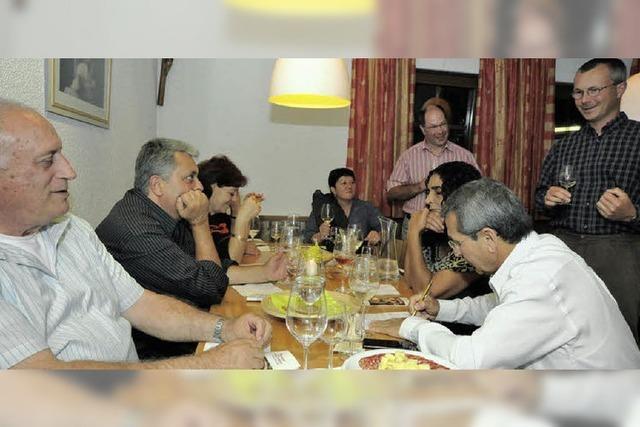 Israelis fühlen sich in Südbaden wohl