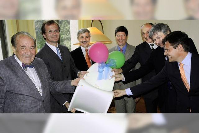 Stiftung: 15 Millionen Franken für kranke Kinder