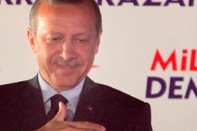 Nach der Wahl in der Türkei: Erdogan verspricht Konsens