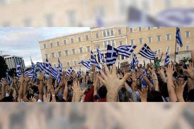 Griechenlands Kreditwürdigkeit herabgestuft