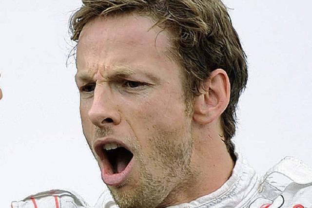 Vettels erster Ausrutscher