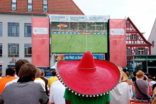 Was erhofft sich Offenburg vom Public Viewing zur Frauen-WM?