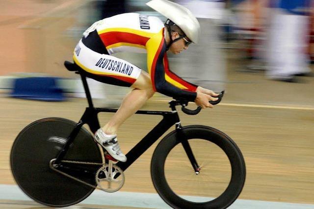 Behinderte Radsportler messen sich beim Europacup in Elzach