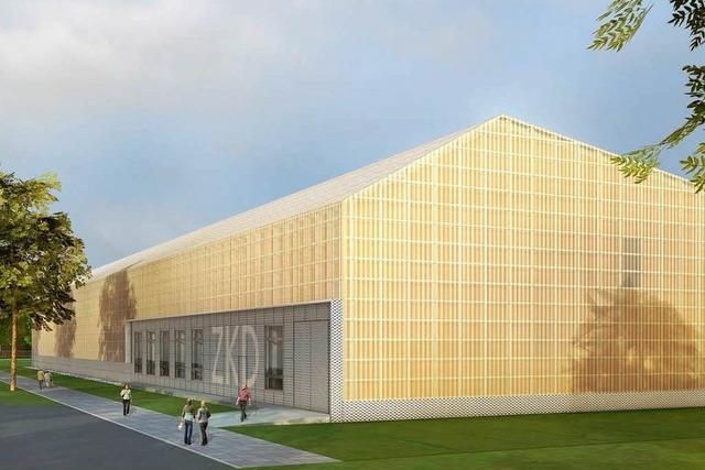 Freiburgs zentrales Kunstdepot entsteht in Hochdorf