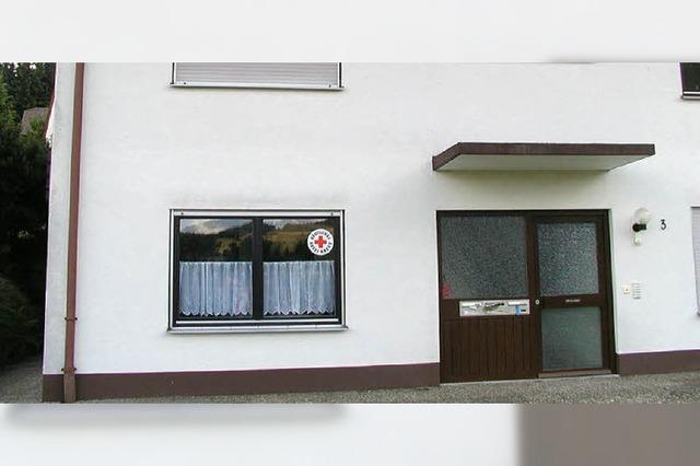 DRK zeigt seine Räume