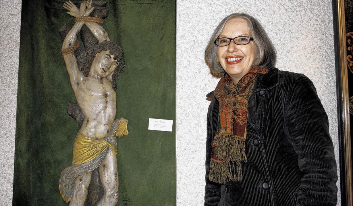 Susanne Huber-Wintermantel, die Museumsbeauftragte Bräunlingens    | Foto: Molitor