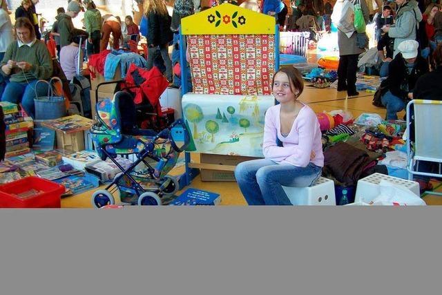 Die BZ-Kindertrödelmärkte