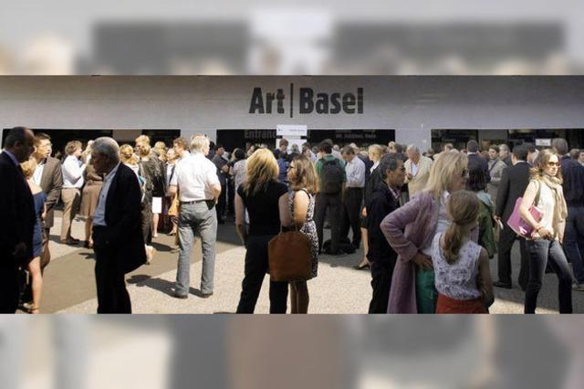 Art Basel bringt auch Gäste ins Markgräflerland