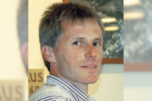 Roland Faller verpflichtet