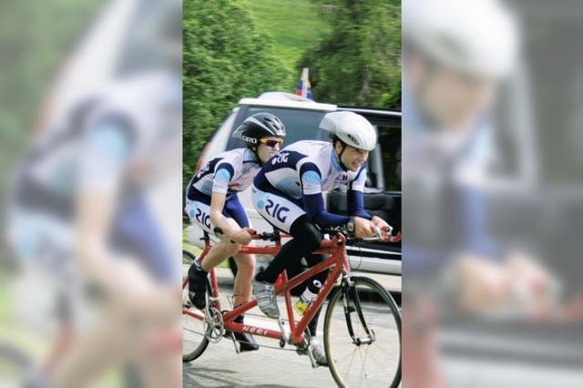 Sportler aus 13 Ländern starten beim Paracyling