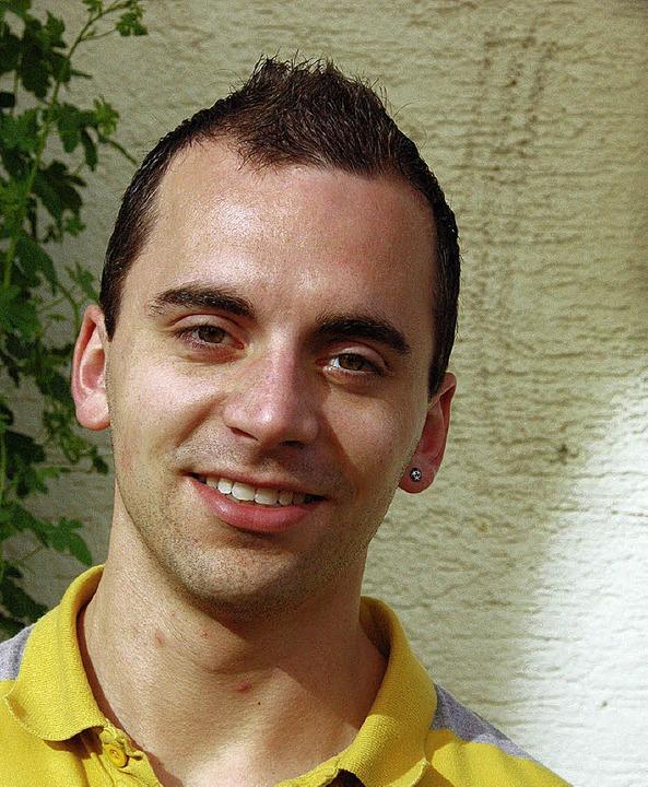 Gabriel Neumaier (23) ist seit 2009 TTC-Chef.   | Foto: Bernd Fackler