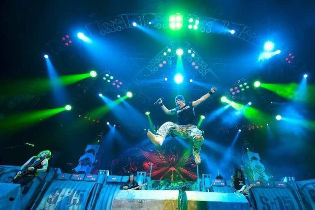 Rock- und Metal-Größen kommen zum Sonisphere-Festival