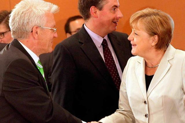 Kretschmann: Grüne sollen Atomausstieg zustimmen