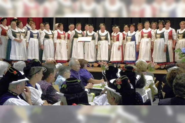 Die Landfrauen engagieren sich zwischen Tradition und Moderne