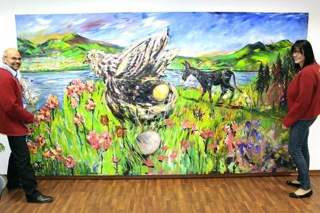 Kuckuck-Kunst für Soziales