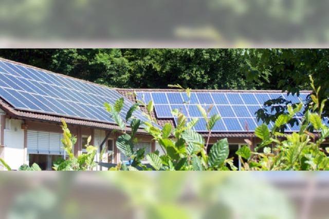 Energie sparen – Schöpfung bewahren