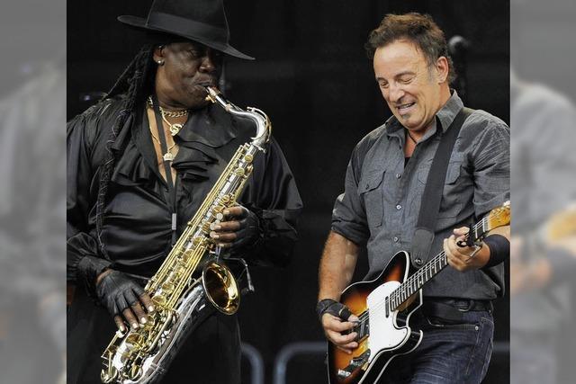 Springsteens Saxophonist: Clarence Clemons ist tot