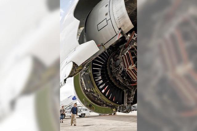 Grüne Technik bestimmt den Flugzeugbau der Zukunft