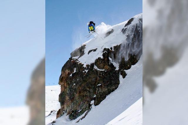 Skifahren abseits bekannter Pisten