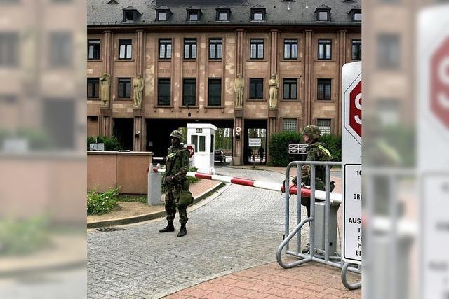 Abzug der US-Truppen: Die Fahnen werden eingeholt