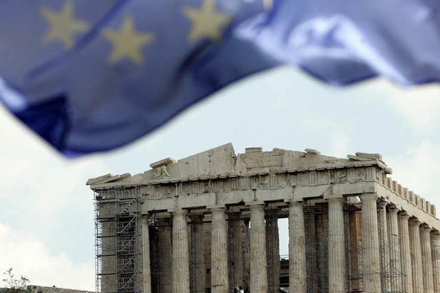 Griechenland-Hilfe: Banken und Versicherungen kommen ins Boot