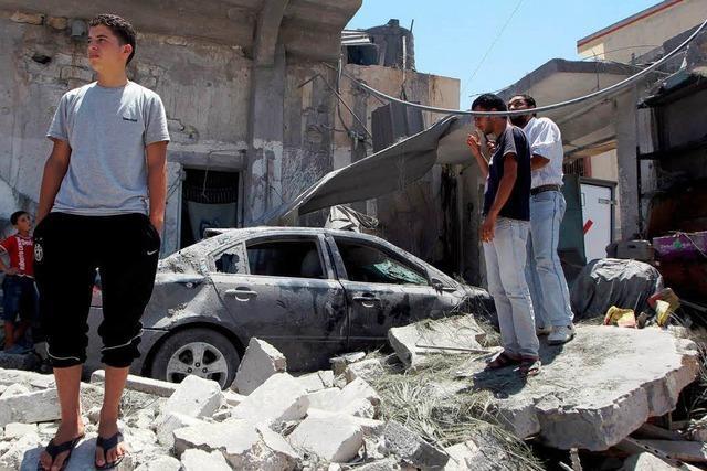 Nato bombardiert versehentlich Wohnhaus in Tripolis