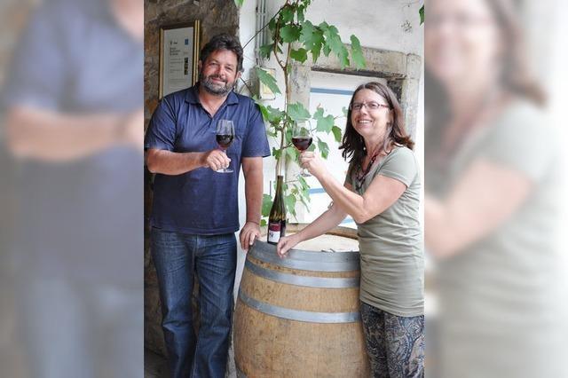 Die natürliche Aromatik des Weins erhalten