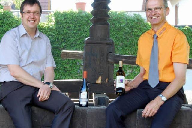 Gelegenheit, die Weinvielfalt zu präsentieren