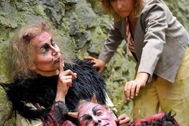 Junges Theater der Festspiele präsentiert einen wahrhaft höllischen Spaß