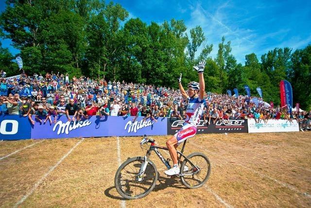 Mountainbike-Worldcup 2012: Organisatoren um Aufklärung bemüht