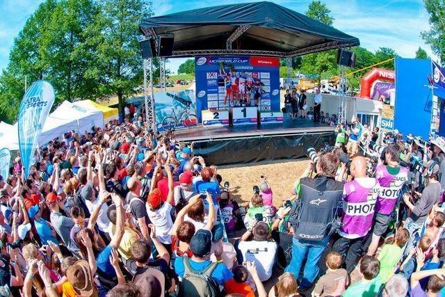 Mountainbike-Worldcup 2012: Offenburg ist nicht dabei