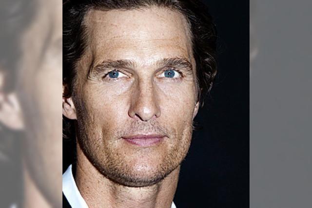 Matthew McConaughey: