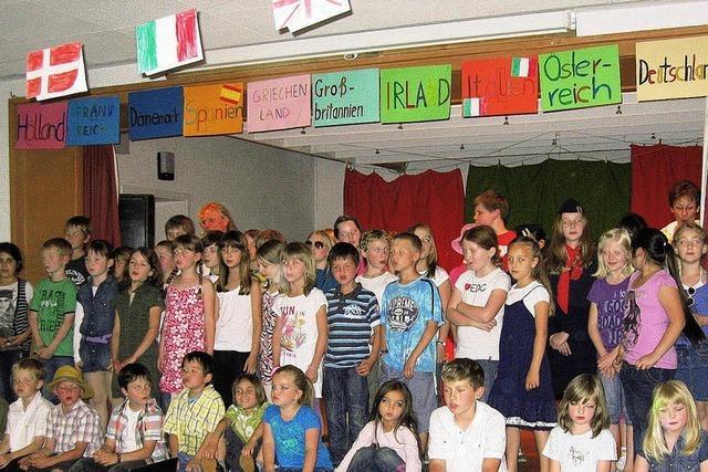 Kinderland statt Euro-Krise